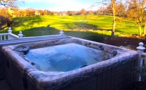 Ali Hot Tub
