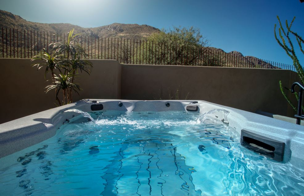 Create Privacy Around Your Hot Tub Using 5 Genius Ideas Pool Tech Plus